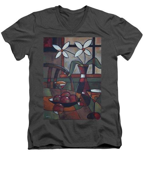 Table 42 Men's V-Neck T-Shirt