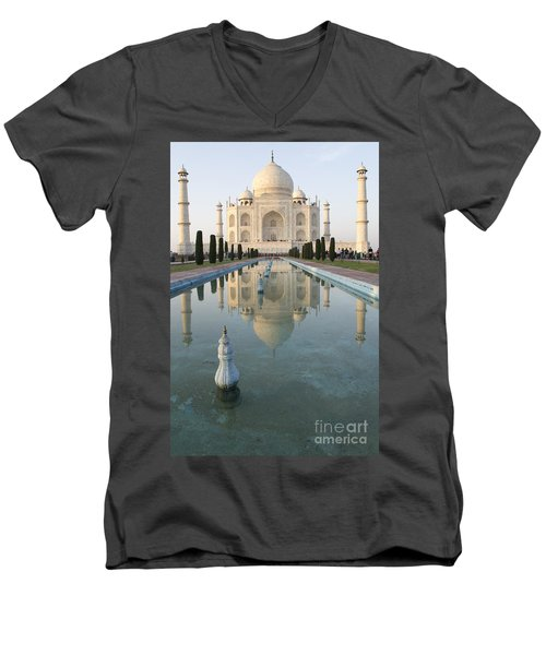 Taj Men's V-Neck T-Shirt