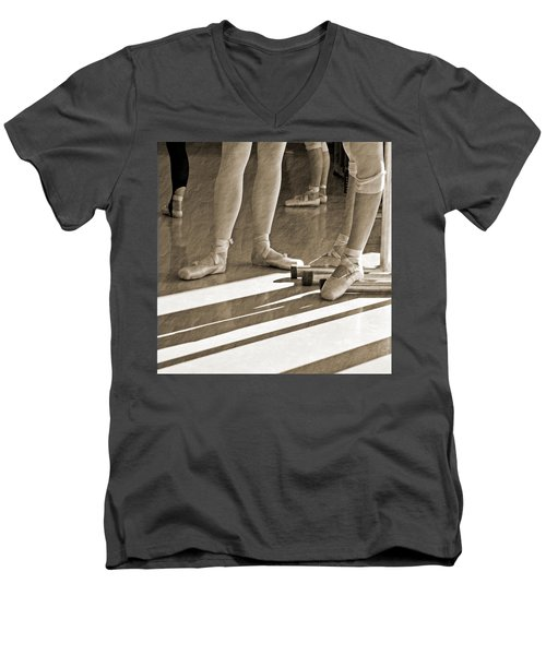 Taking A Break Men's V-Neck T-Shirt