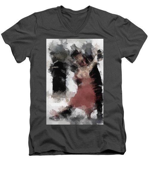 Tango 2 Men's V-Neck T-Shirt