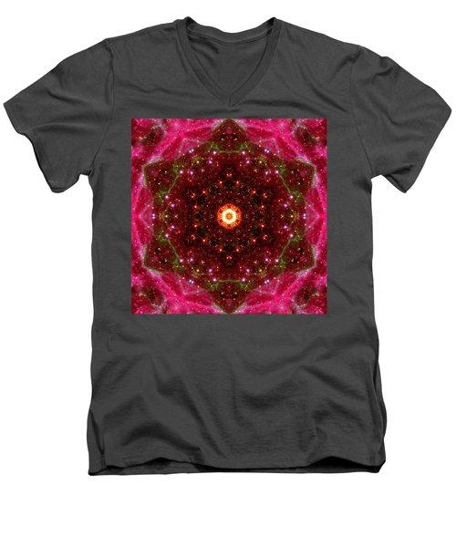 Tarantula Nebula IIi Men's V-Neck T-Shirt