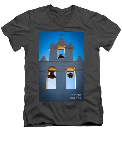 Texas Mission Men's V-Neck T-Shirt