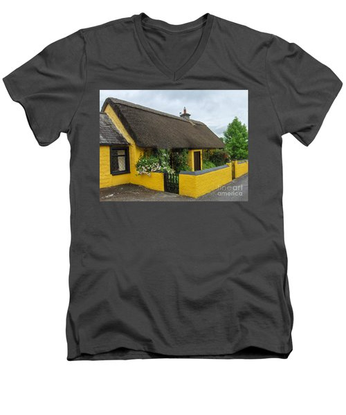 Thatched House Ireland Men's V-Neck T-Shirt