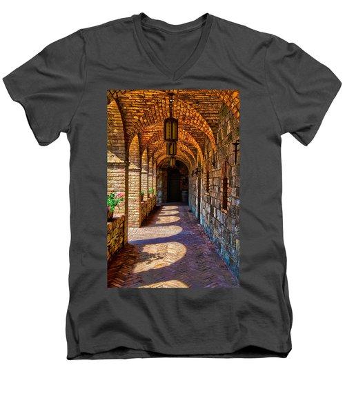 The Arches Men's V-Neck T-Shirt