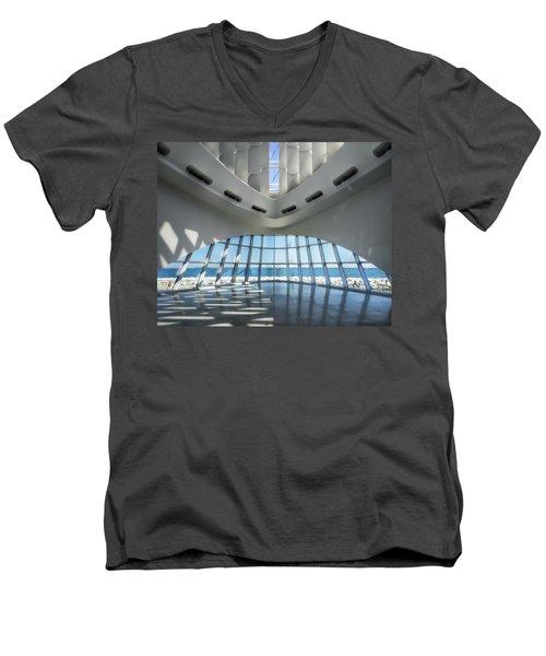 The Art Of Art Men's V-Neck T-Shirt by Joan Carroll