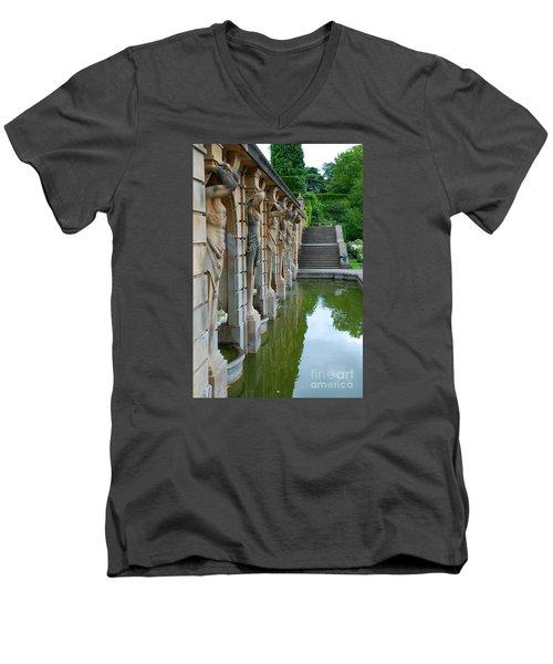 The Blenheim Six Men's V-Neck T-Shirt