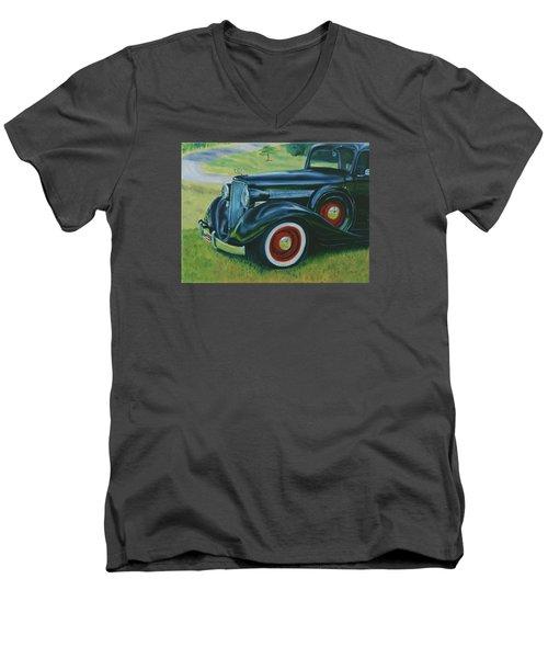 The Classic Men's V-Neck T-Shirt
