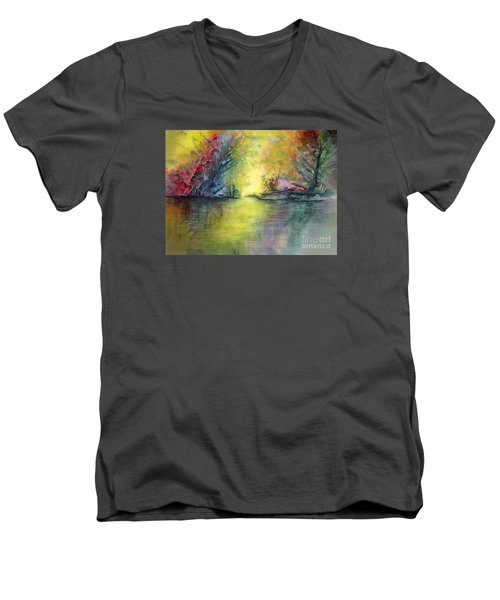 The Clearing Men's V-Neck T-Shirt