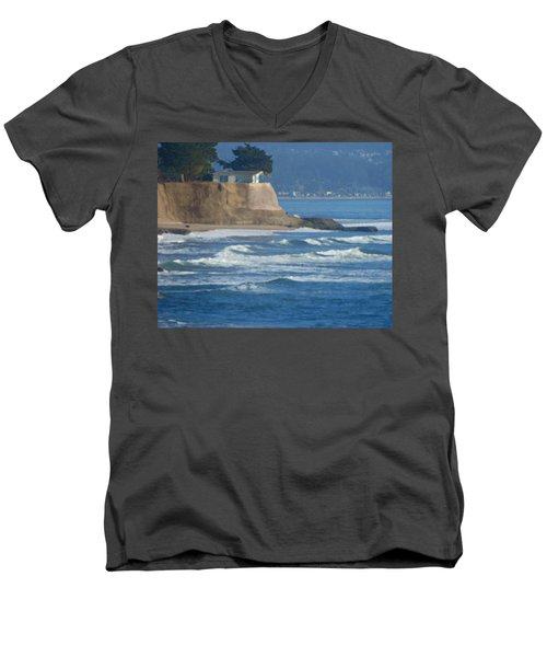 The Cliff House Men's V-Neck T-Shirt