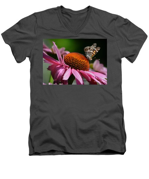 The Color Of Summer Men's V-Neck T-Shirt