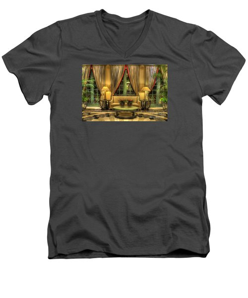 The Couch Men's V-Neck T-Shirt