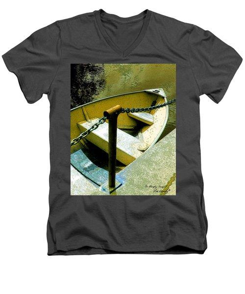 The Dinghy Image C Men's V-Neck T-Shirt