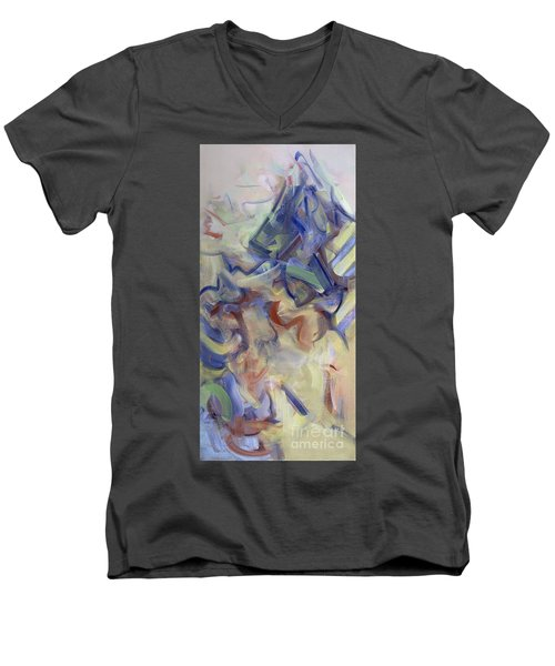 The Dream Stelae - Ahmose's Men's V-Neck T-Shirt