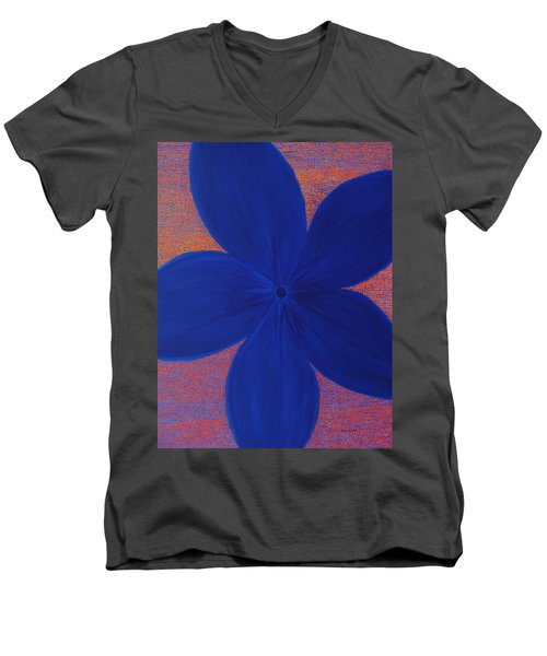 The Flower Men's V-Neck T-Shirt