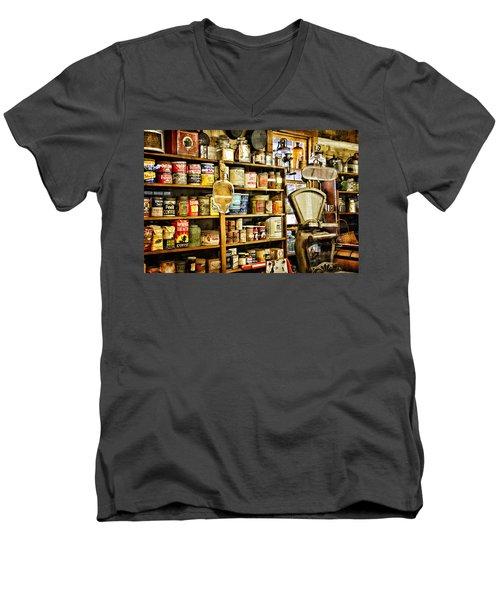 The General Store Men's V-Neck T-Shirt
