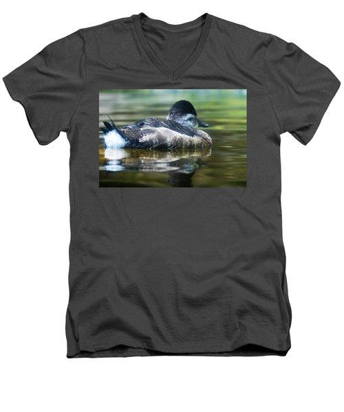 The Good Life Men's V-Neck T-Shirt