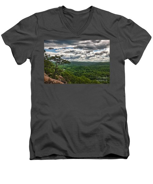 The Great Valley Men's V-Neck T-Shirt