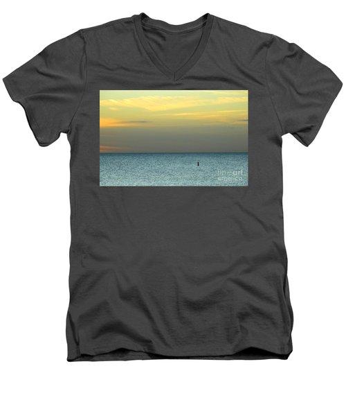 The Gulf Of Mexico Men's V-Neck T-Shirt