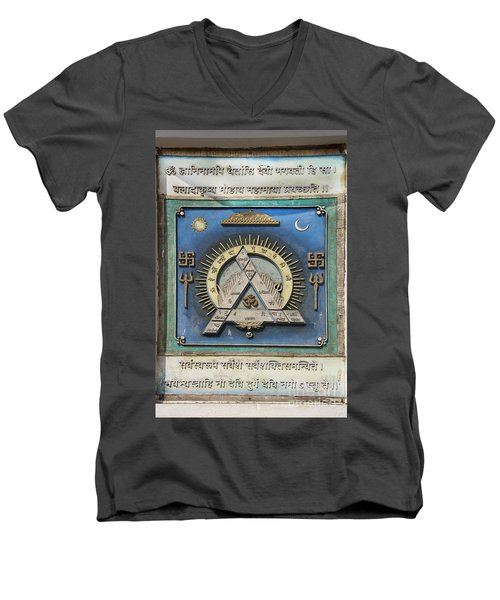 The Hindu Tantra Men's V-Neck T-Shirt
