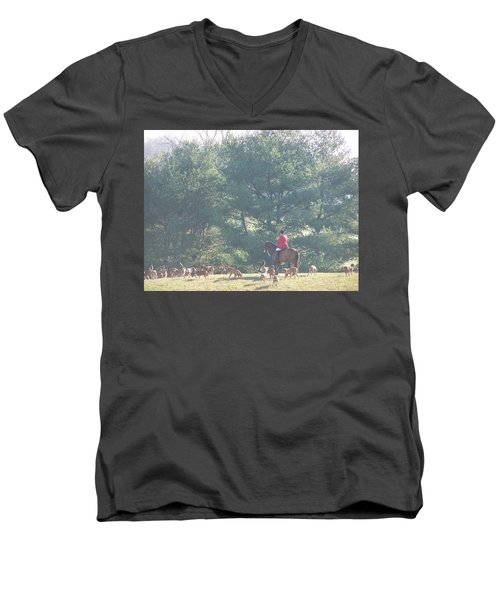 The Hunt Men's V-Neck T-Shirt