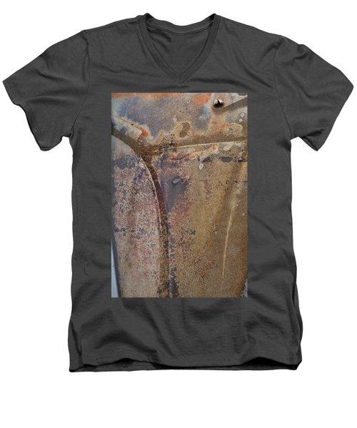 the Intersection Men's V-Neck T-Shirt