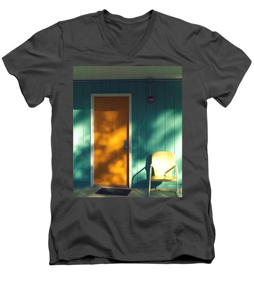 The Joy Motel Men's V-Neck T-Shirt