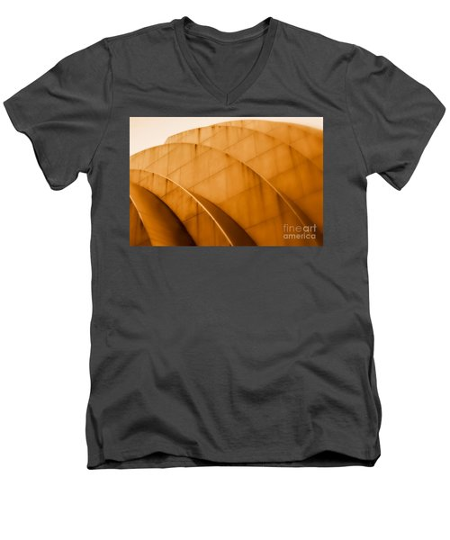 The K Men's V-Neck T-Shirt