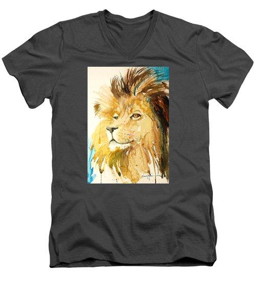 Da179 Clyde By Daniel Adams Men's V-Neck T-Shirt