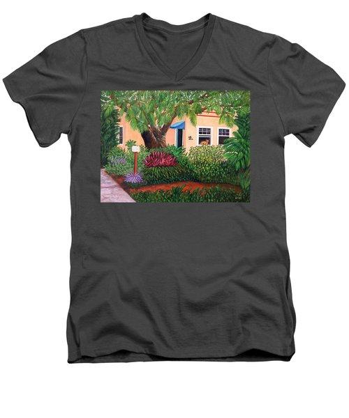 The Long Wait Men's V-Neck T-Shirt