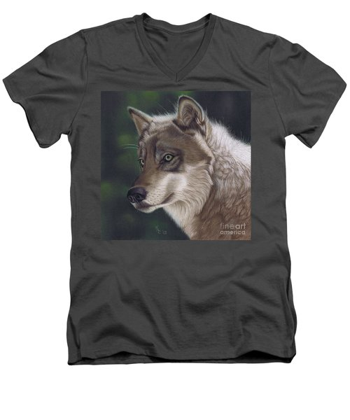 The Look Out Men's V-Neck T-Shirt