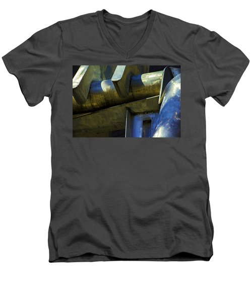 The Machine Men's V-Neck T-Shirt