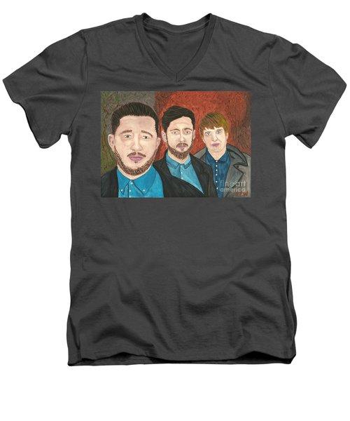 The Mantells Men's V-Neck T-Shirt