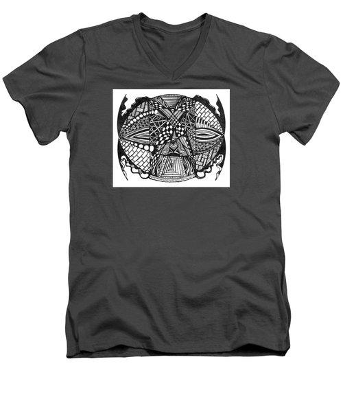 The Mask Men's V-Neck T-Shirt