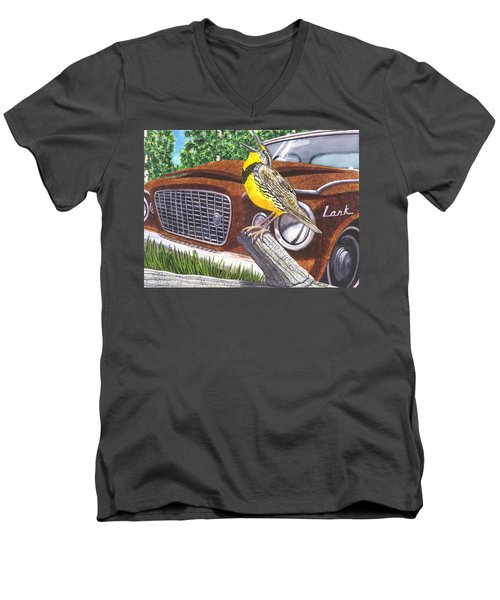 The Meadowlarks Men's V-Neck T-Shirt