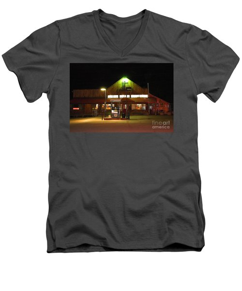 The Merc Men's V-Neck T-Shirt