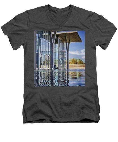The Modern Men's V-Neck T-Shirt