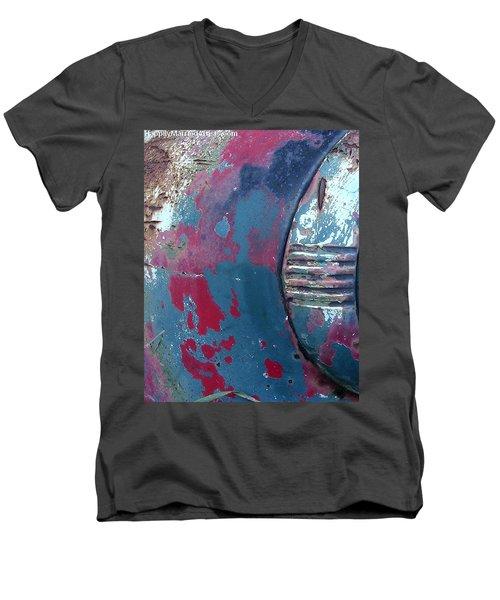 The Old Headlight Men's V-Neck T-Shirt