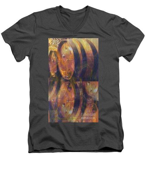The Older The Better Men's V-Neck T-Shirt