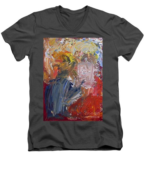 The Painter Men's V-Neck T-Shirt