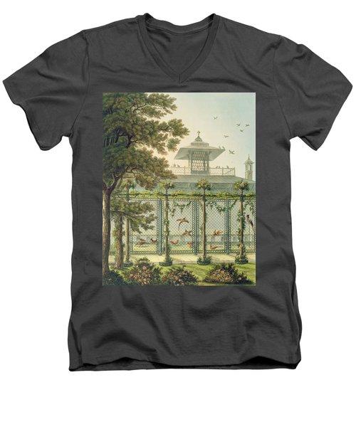 The Pheasantry Men's V-Neck T-Shirt