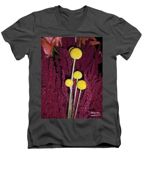 The Power Of Awareness Men's V-Neck T-Shirt