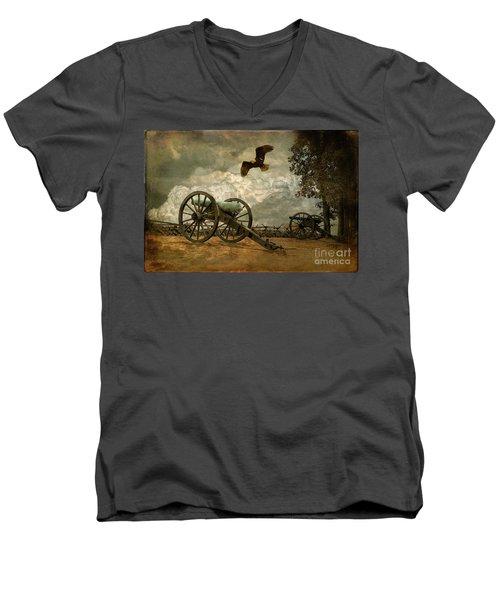The Price Of Freedom Men's V-Neck T-Shirt