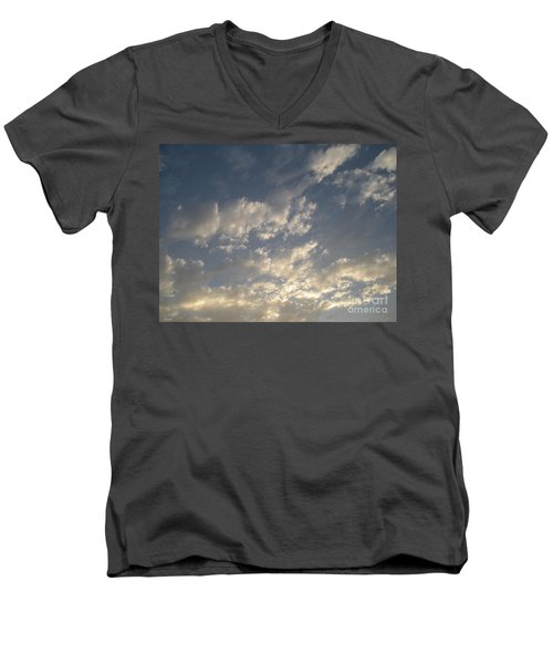 The Rain Storm  Men's V-Neck T-Shirt