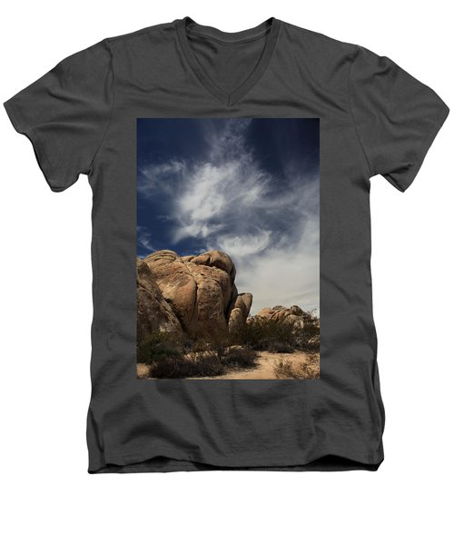 The Reclining Woman Men's V-Neck T-Shirt