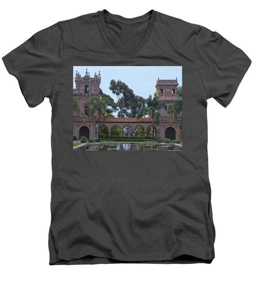 The Reflection Pool Men's V-Neck T-Shirt