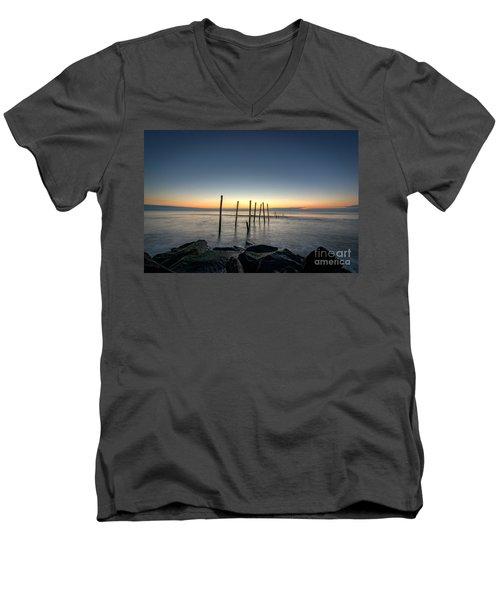 The Remains  Men's V-Neck T-Shirt