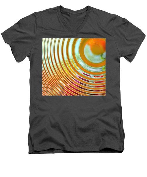 The Ripple Effect Men's V-Neck T-Shirt