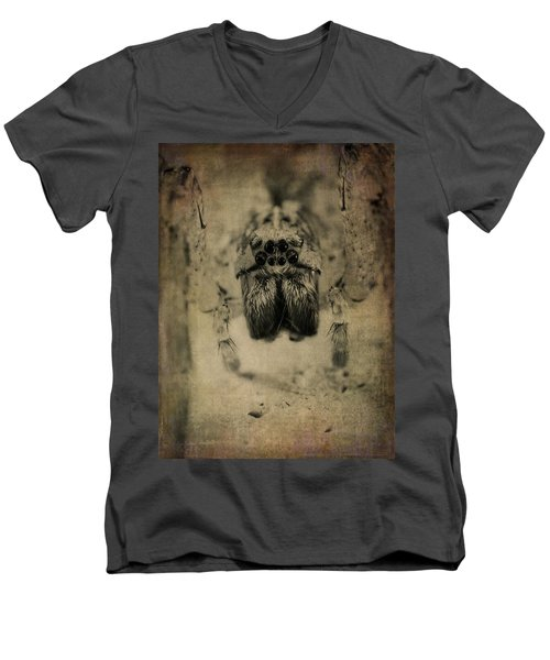 The Spider Series Xiii Men's V-Neck T-Shirt