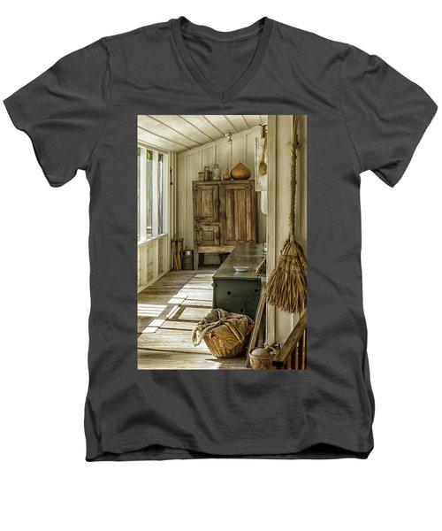 The Sun Room Men's V-Neck T-Shirt
