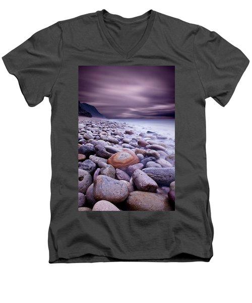 The Target Men's V-Neck T-Shirt